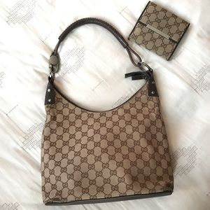 Classic Gucci Hobo Bag